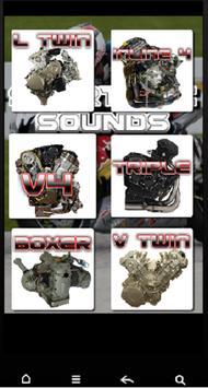 Sportbike Motorcycle Sounds screenshot 1