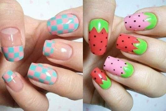 Easy nail art kid designs apk download free lifestyle app for easy nail art kid designs apk screenshot prinsesfo Images