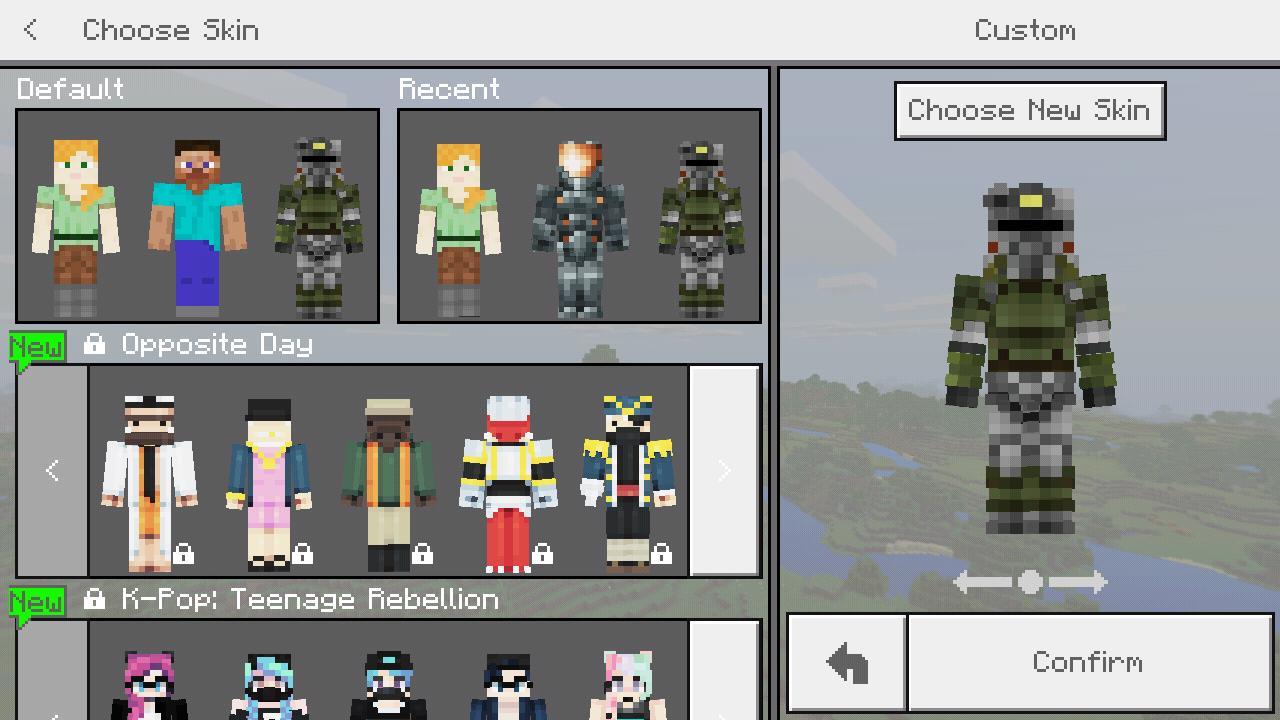 Armor Skins Free Mod Mcpe | Zoubeck