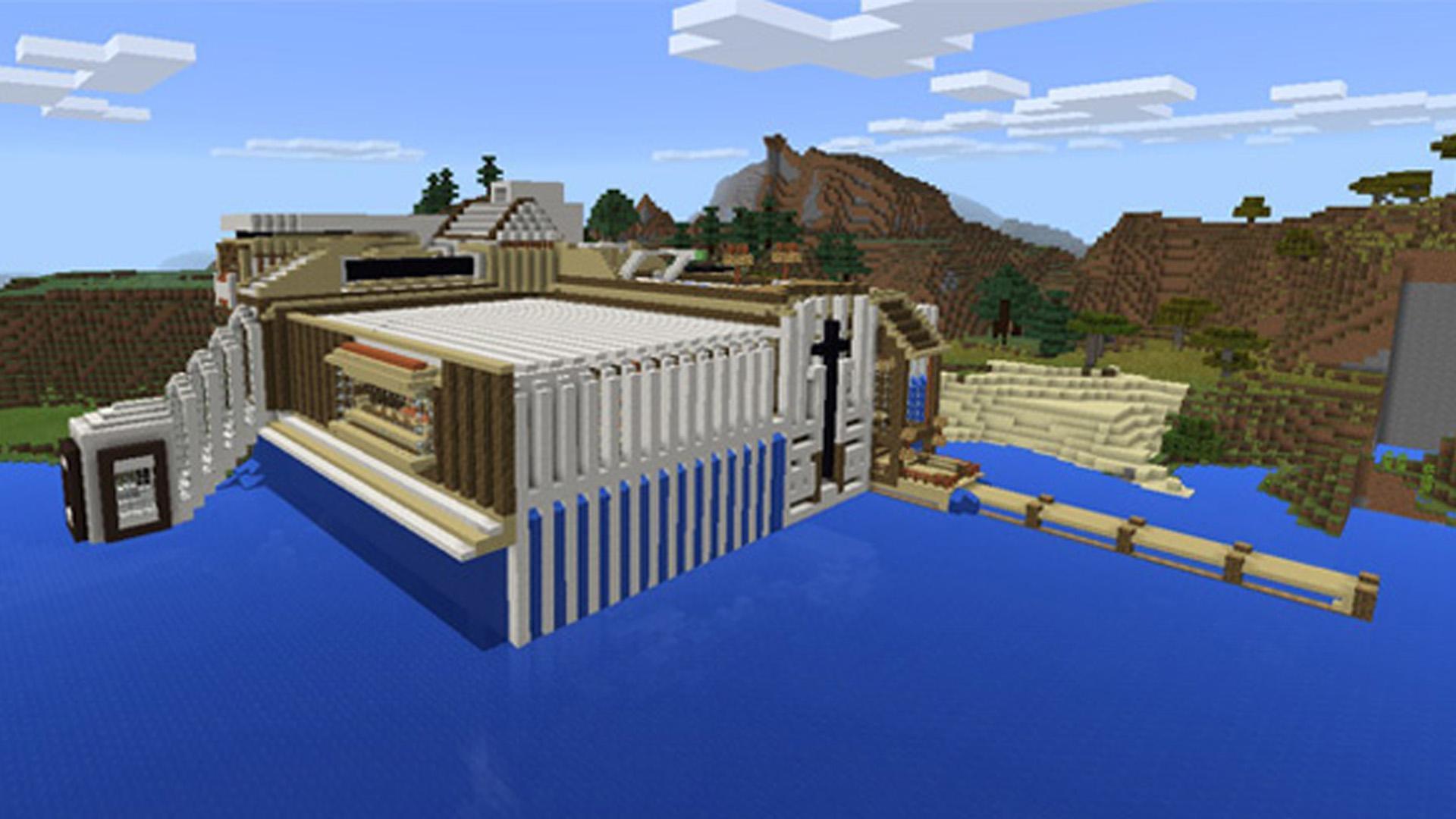 Redstone Mansion for Minecraft para Android - APK Baixar