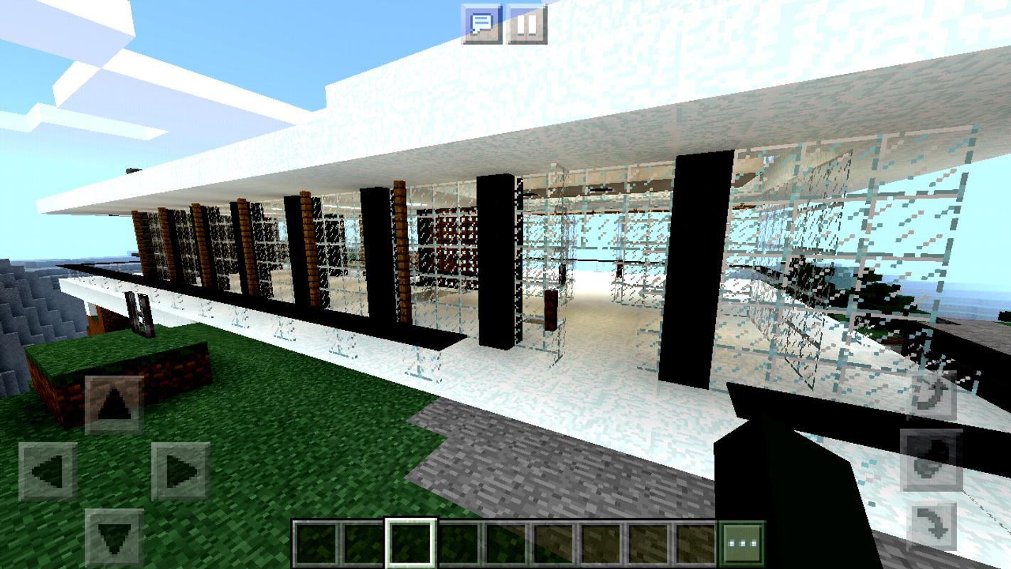 minecraft stark mansion map download