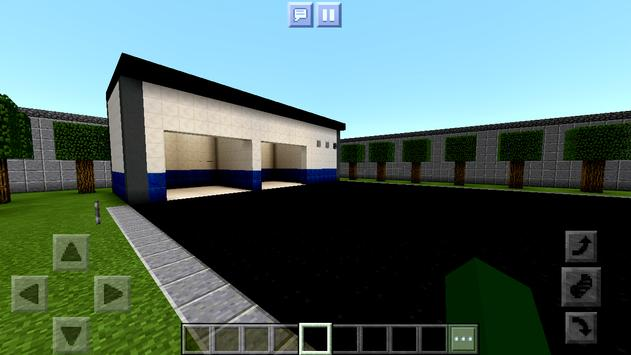 2018 Prison Life: Break Free Map Minecraft PE screenshot 1