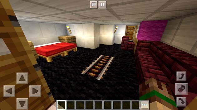 New Rich Modern Ship Map Minecraft PE screenshot 10