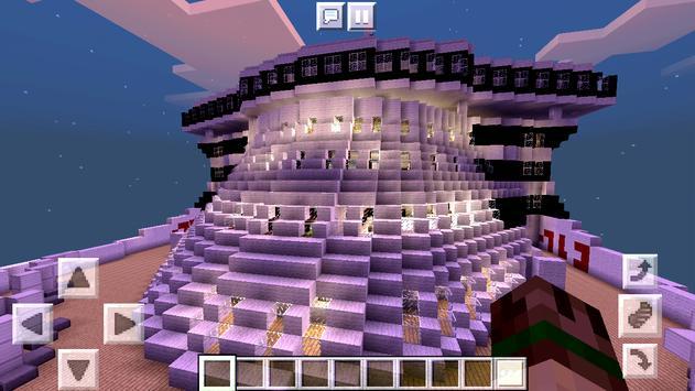 New Rich Modern Ship Map Minecraft PE screenshot 11