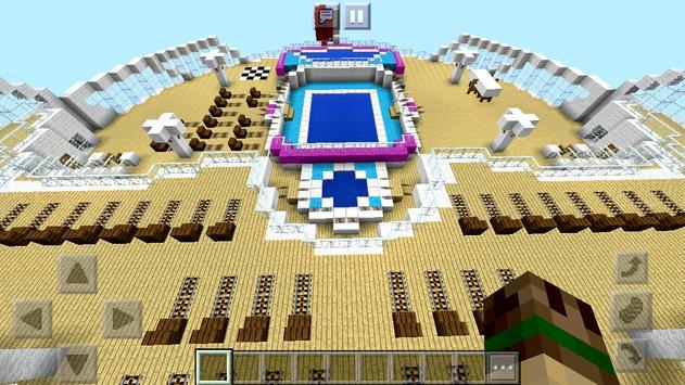 New Rich Modern Ship Map Minecraft PE screenshot 2