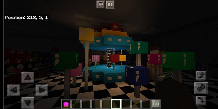 Welcome at Freddy's. Map for MCPE screenshot 3