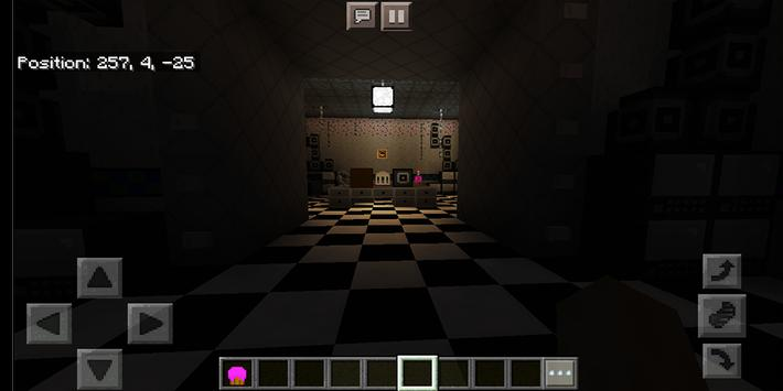Welcome at Freddy's. Map for MCPE screenshot 15