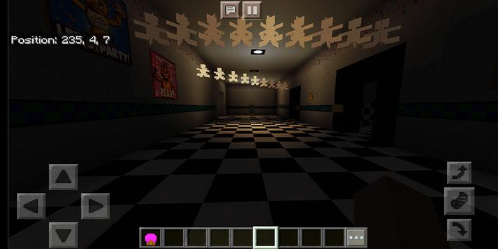 Welcome at Freddy's. Map for MCPE screenshot 9