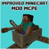 Improved Minecart MOD MCPE icon