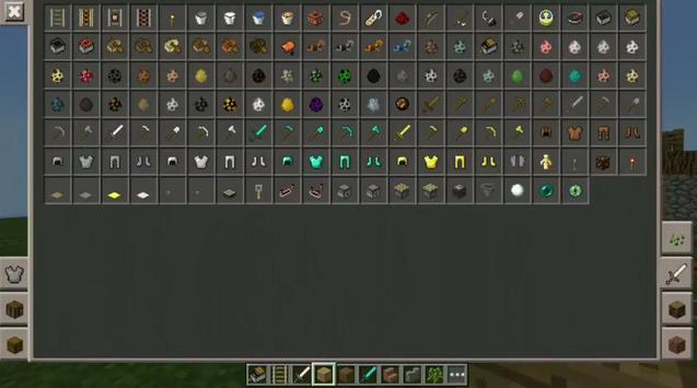 Improved Minecart MOD MCPE apk screenshot