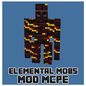 Elemental Mobs MOD MCPE icon