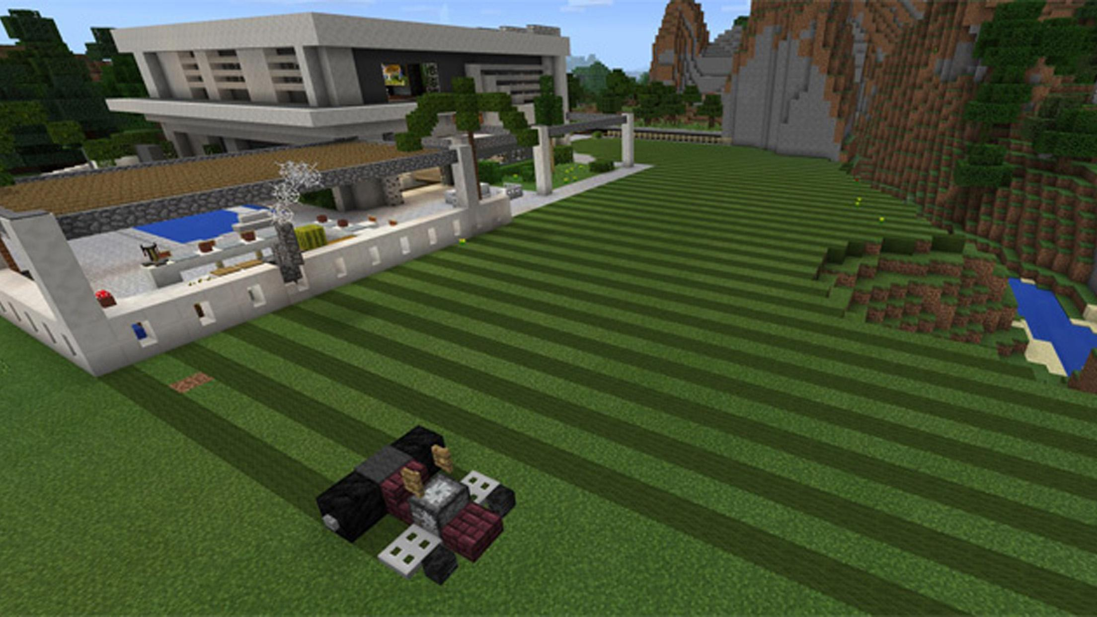 Mansion House Map for MCPE for Android - APK Download