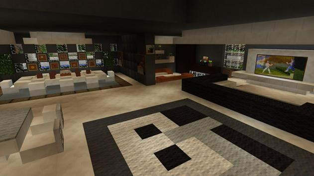 Mansion House Map for MCPE apk screenshot