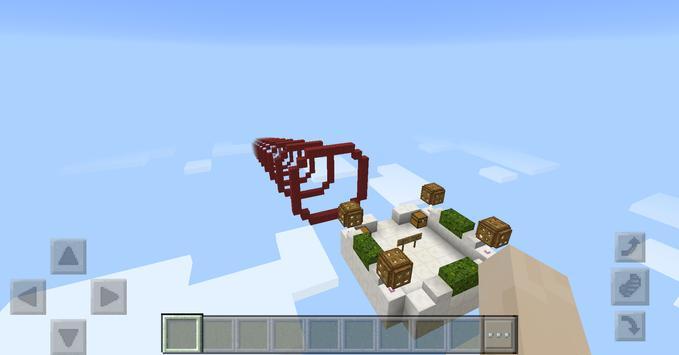 50 Rings Tested MCPE map screenshot 5