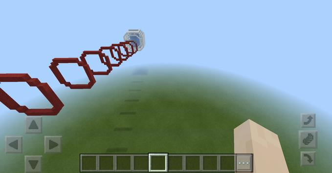 50 Rings Tested MCPE map screenshot 12