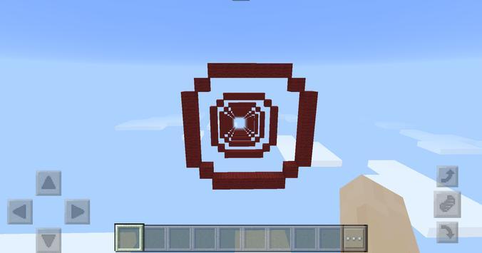 50 Rings Tested MCPE map screenshot 1