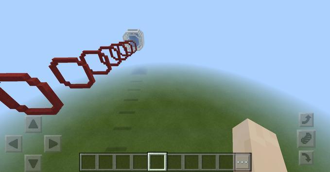 50 Rings Tested MCPE map screenshot 2