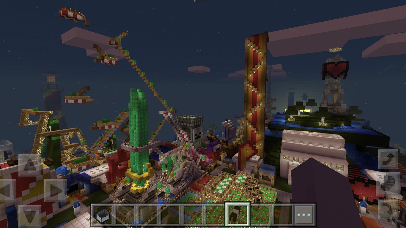 Funland map for minecraft apk download free entertainment app for funland map for minecraft apk screenshot gumiabroncs Image collections