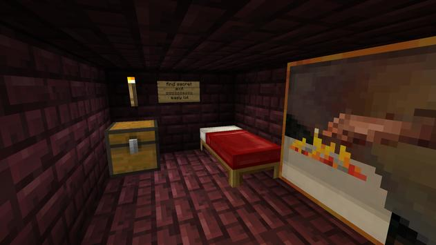 Hell Prison map for MCPE apk screenshot