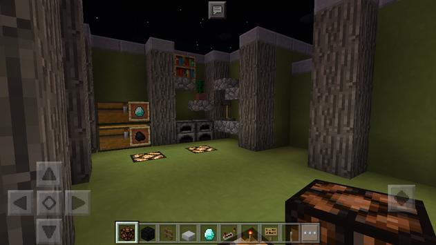 Brain Games MCPE map apk screenshot