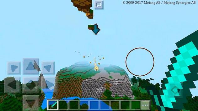 Freerunning: Parkour Minecraft Map poster