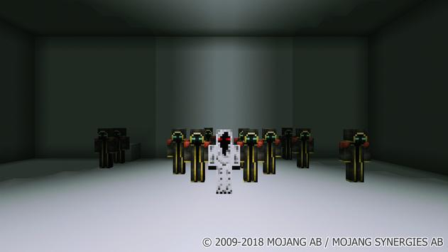 Entity 303 The Last Shadow. MCPE Adventure screenshot 11