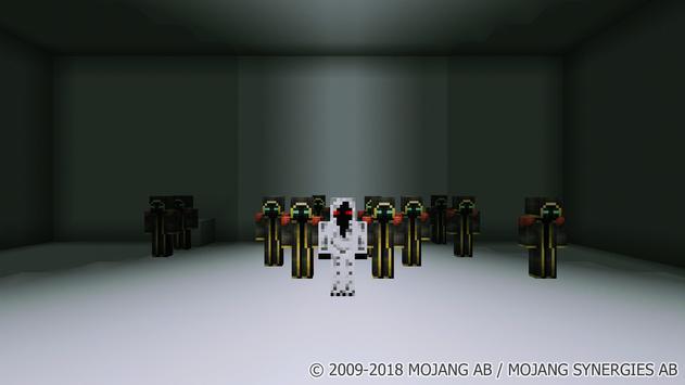 Entity 303 The Last Shadow. MCPE Adventure screenshot 3