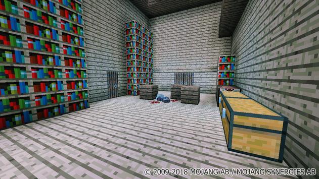 Entity 303 The Last Shadow. MCPE Adventure screenshot 5