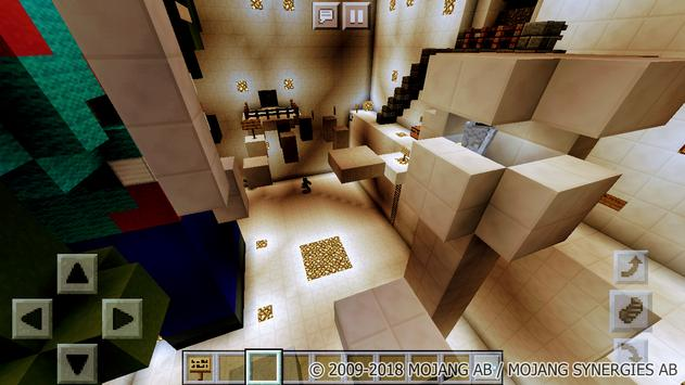 Experiment 275. Adventure MCPE map screenshot 4