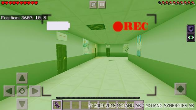 Horror Hospital 2. Horror MCPE Map screenshot 4
