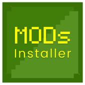 Mods Installer for MinecraftPE icon