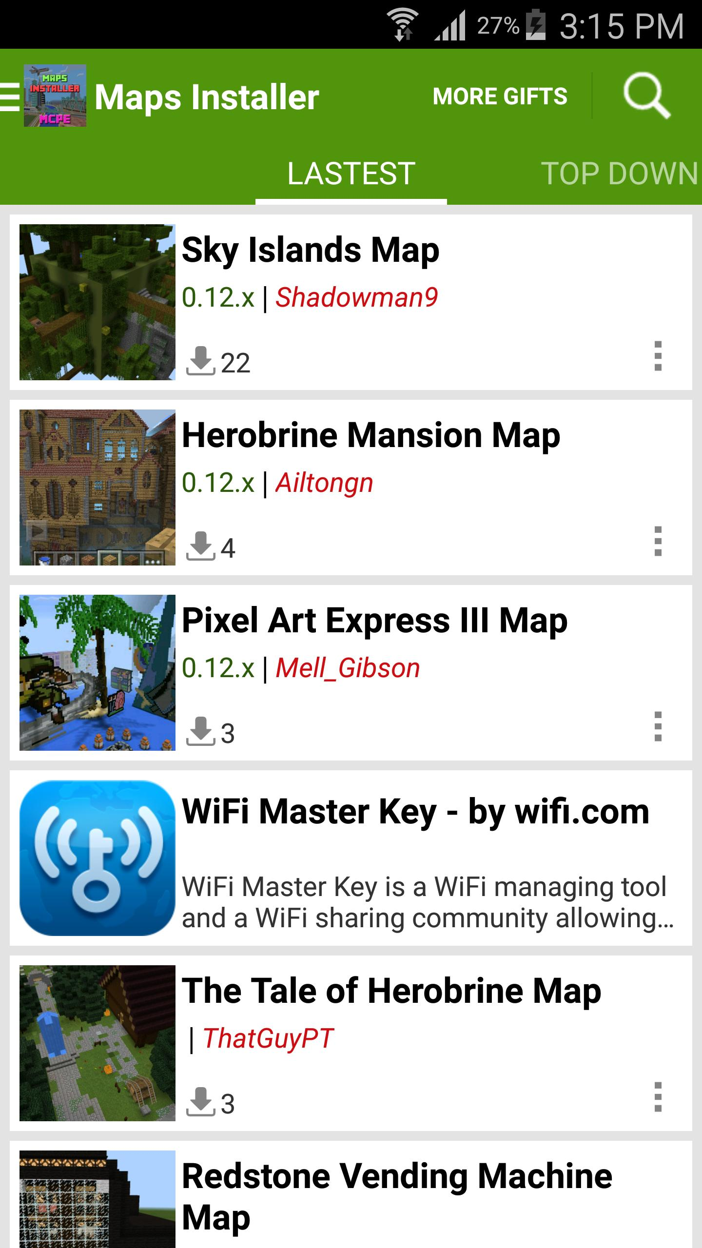 Maps Installer for Android - APK Download on