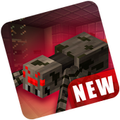 FNAF for Minecraft PE New Horror Adventure Map icon