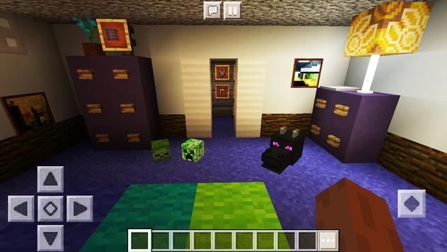 FNAF for Minecraft PE New Horror Adventure Map screenshot 2