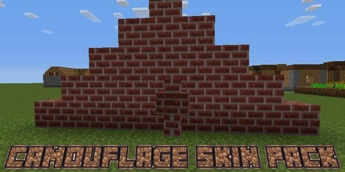 Camouflage Skins For Minecraft APK Download Free Entertainment APP - Camo skins fur minecraft