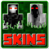 Ghost Skins for Minecraft PE icon