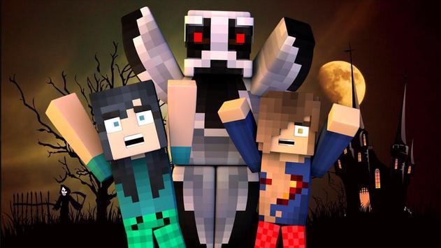 Ghost Skins for Minecraft PE screenshot 1