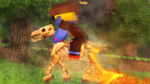 Ghost Skins for Minecraft PE screenshot 4