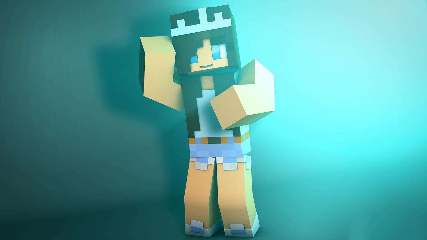 Girl Skins For Minecraft PE For Android