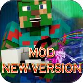 Gun Mod For MCPE Pe 0.17.0 icon