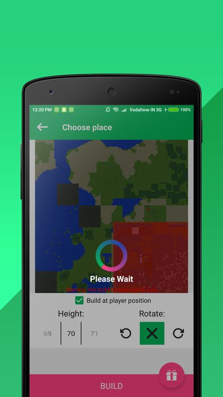Castle builder for minecraft pe for android apk download castle builder for minecraft pe captura de pantalla 7 malvernweather Images