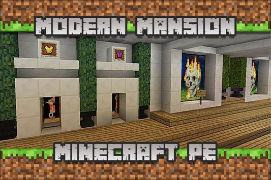 Modern Mansion Maps for Minecraft PE screenshot 2