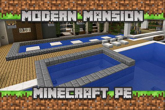 Modern Mansion Maps for Minecraft PE screenshot 4