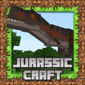 Jurassic Craft Maps for Minecraft PE icon