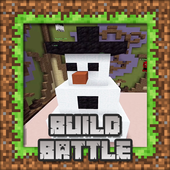 Build Battle Servers for Minecraft PE icon