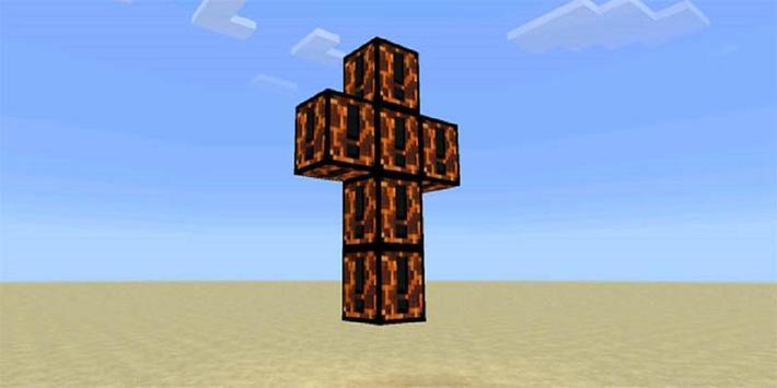 Lucky Block Hardcore Mod for Minecraft PE screenshot 1