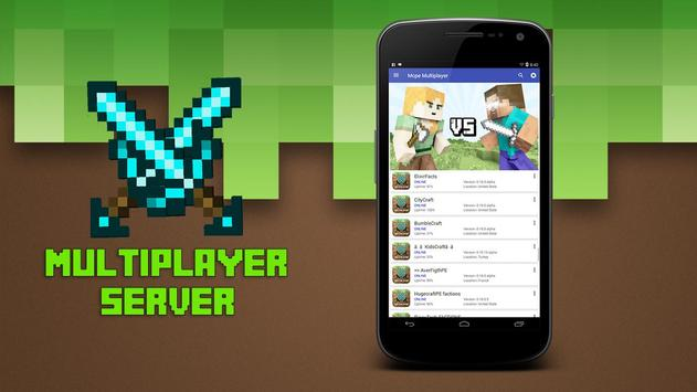 Multiplayer for Minecraft PE apk screenshot