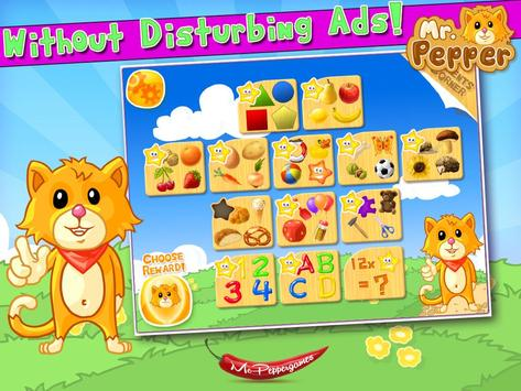 Amazing Toddler Puzzle - First Shapes for Babies apk screenshot