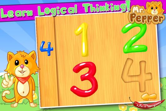 Amazing Toddler Puzzle - First Shapes for Babies poster
