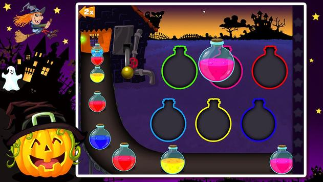 Halloween Shapes screenshot 2